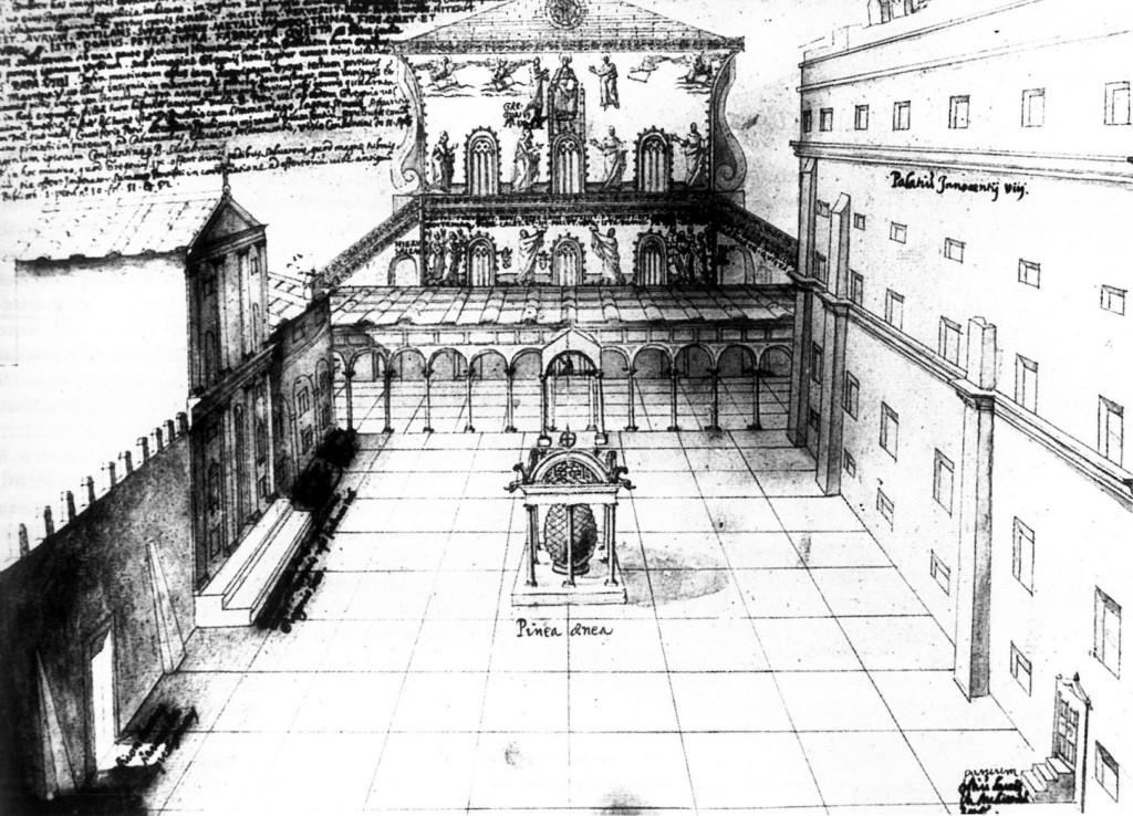 Atrio-e-facciata-acquerello-del-1609-1024x738