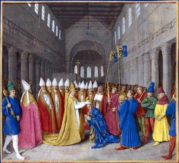 Fouquet-Lincoronazione-di-Carlo-Magno-in-San-Pietro